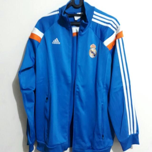 ADIDAS Real Madrid Jacket Anthem