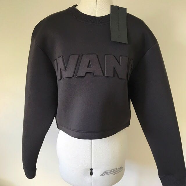 ALEXANDER WANG LIMITED EDITION neoprene Top