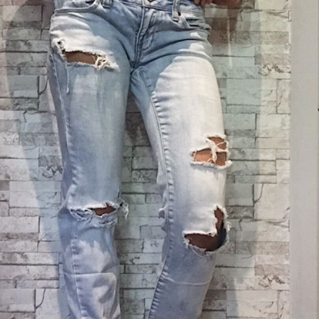 American eagle jeans; Size 0