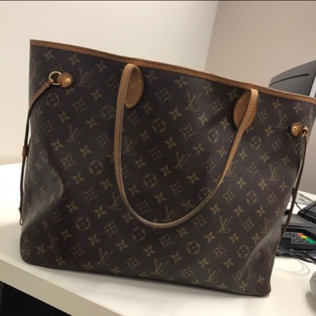 Authentic LV NF GM