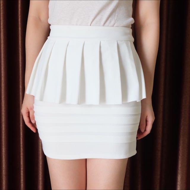bandage putih