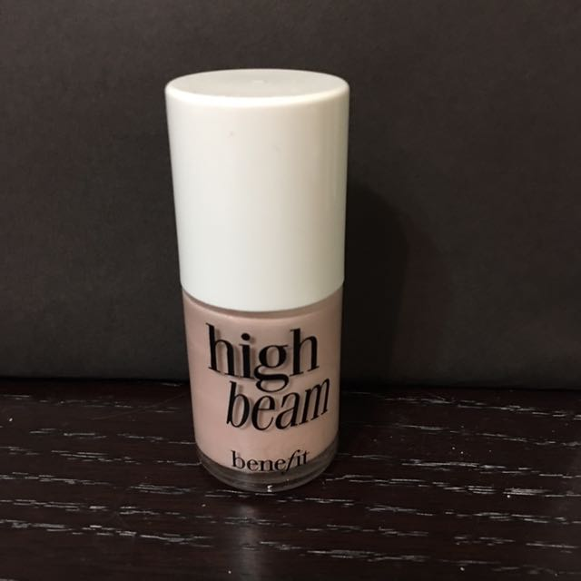 benefit high beam粉紅光影液