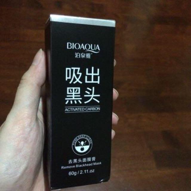 Bioaqua Charcoal Mask