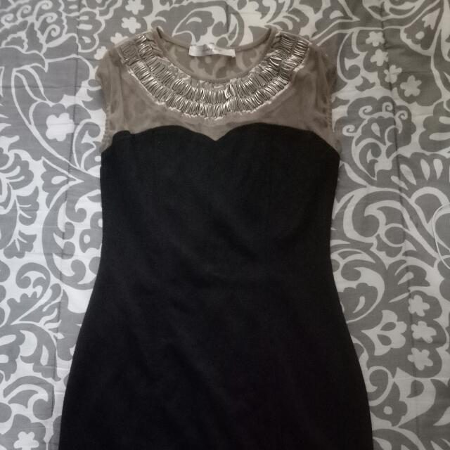 Black Dress From People Are People