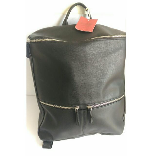 Black Mossimo Backpack