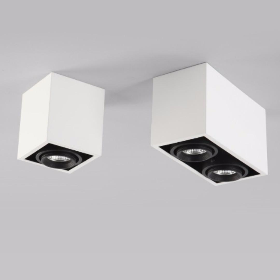 Box spot light ceiling mounted furniture others on carousell photo photo aloadofball Choice Image