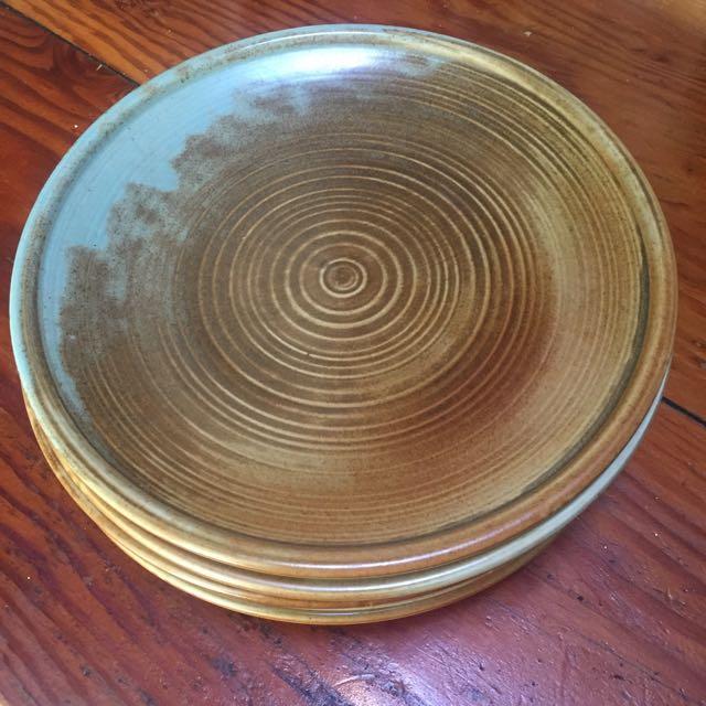 Brand New Dinner Plates RRP $14.95 Each!