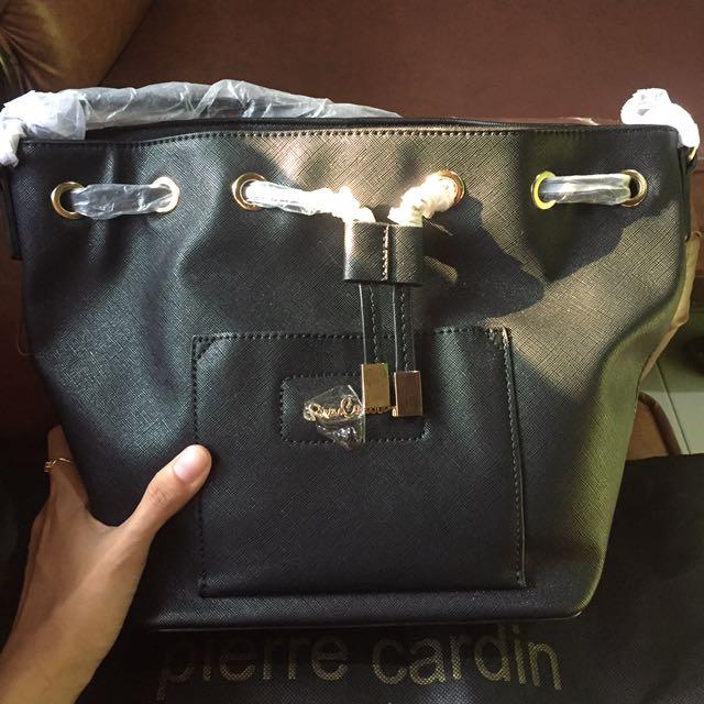 Bucket Bag Pierre Cardin Authentic