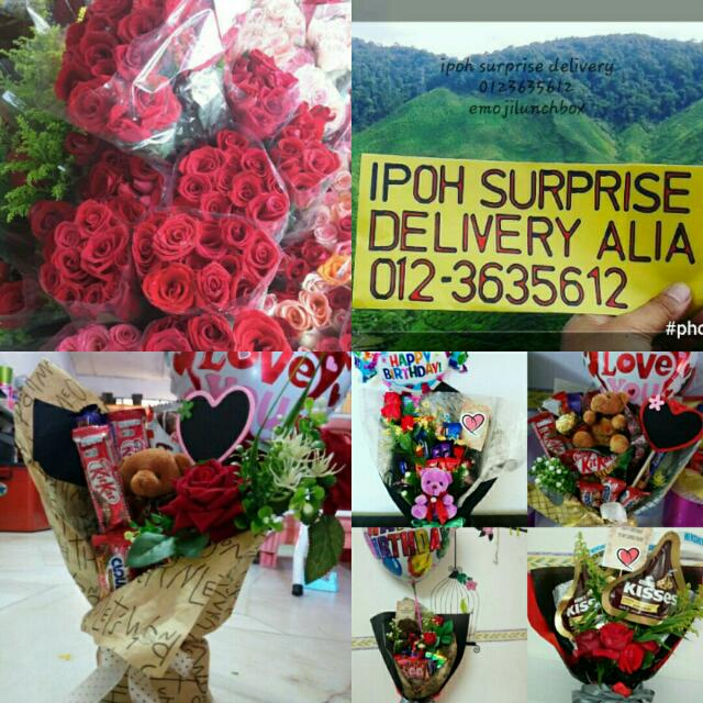 budget surprise delivery ipoh