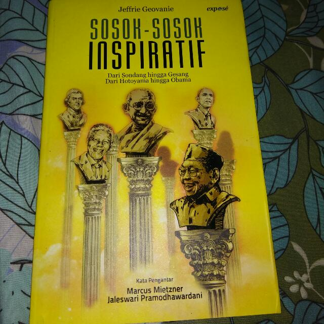 Buku Sosok Inspiratif (Baru)