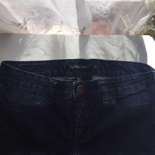 Calvin Klein Skinny Jeans!