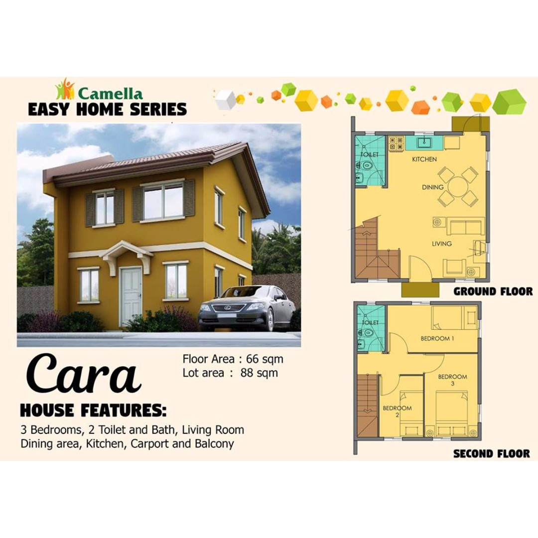 Camella Easy Home Series: CARA