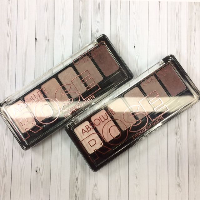 Catrice Absolute Rose Eyes Palette