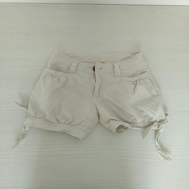 Celana Pedek Santai Korea
