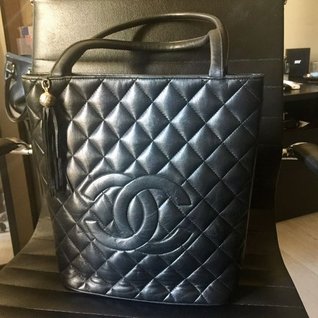Chanel Vintage Shopper