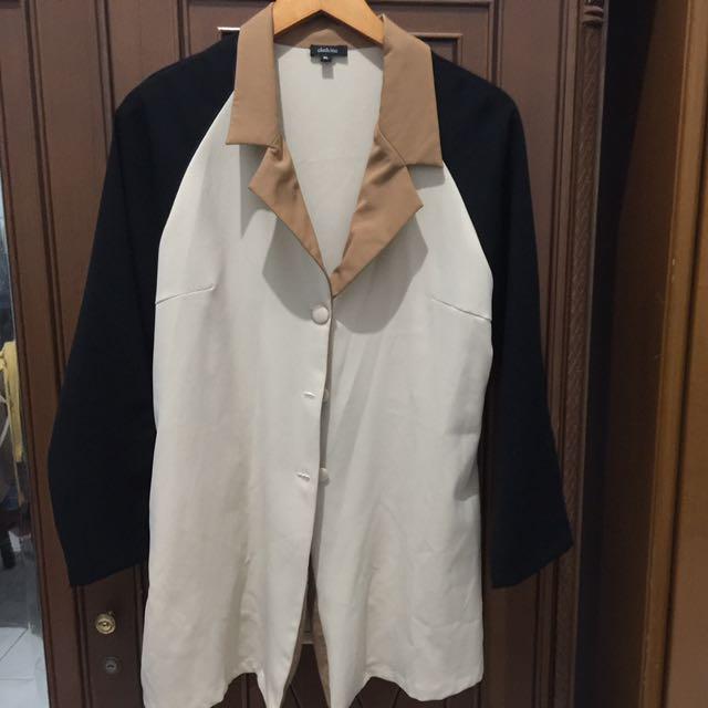 CLOTH INC: OVERSIZED JACKET
