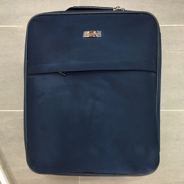 Colombia Travel Suitcase 2-wheel Luggage Case (cabin case)