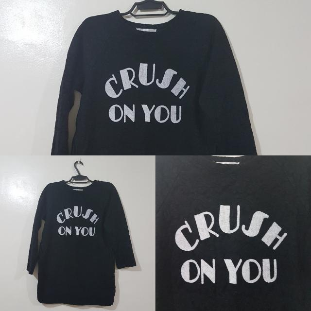 Crush On You Pullover