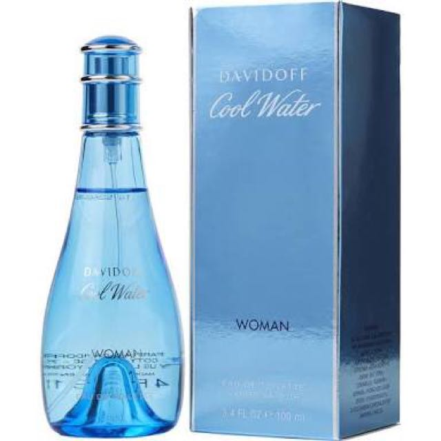 Davidoff Cool Waters For Women 100ml