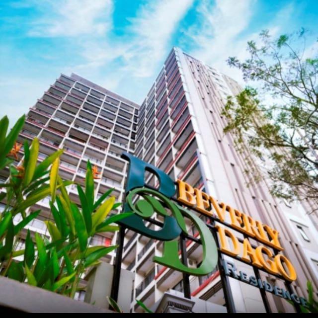 Disewakan/dijual Apartment Beverly Dago Bandung