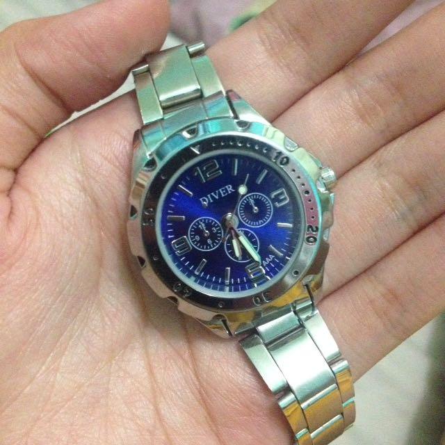 Diver watch (class A)