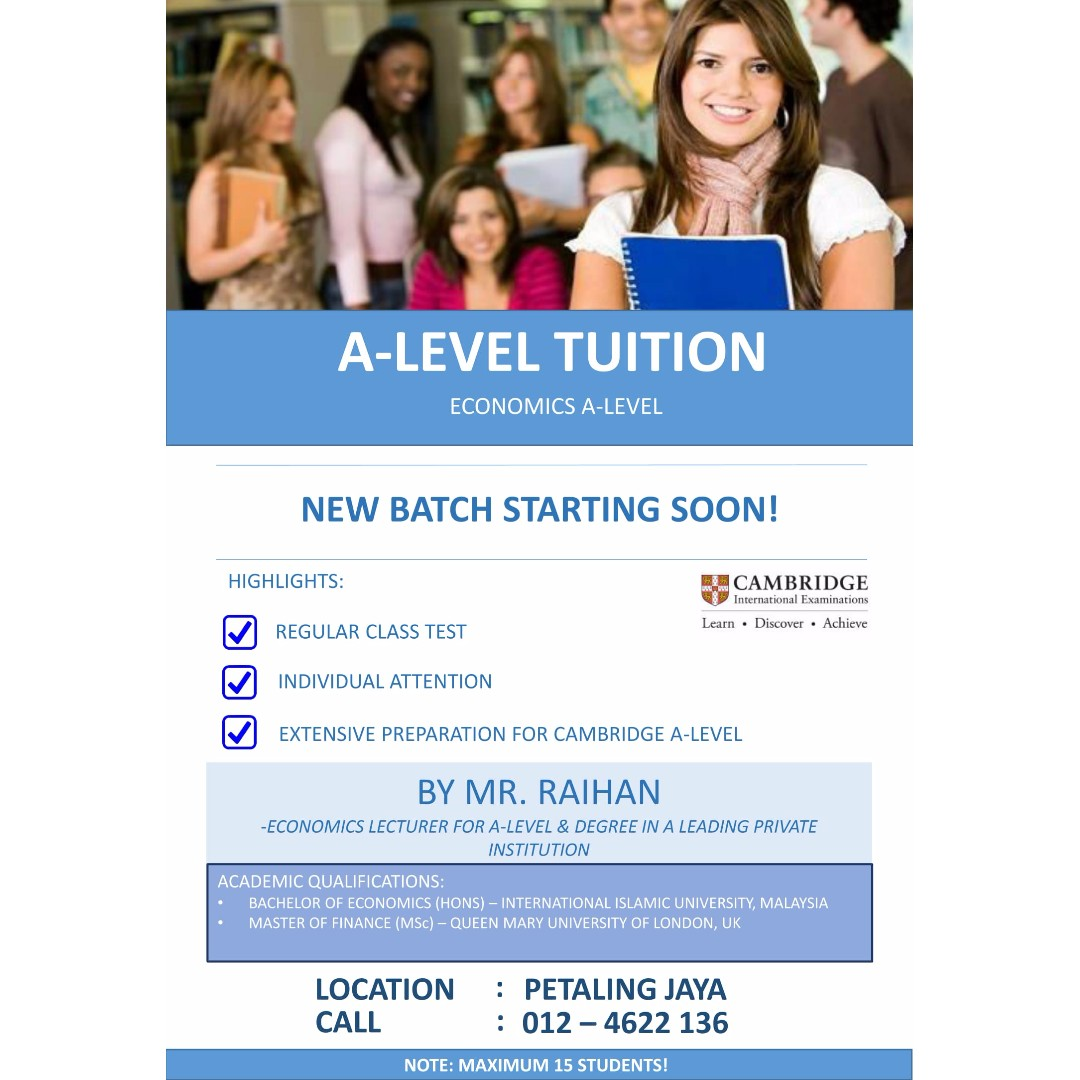 Image result for a level tuition