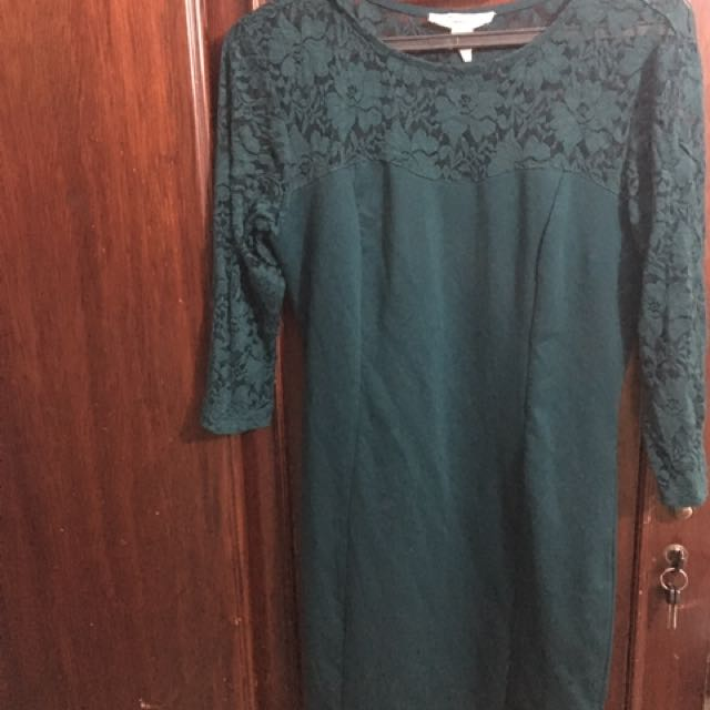 Forever 21 Lace Dress Size L
