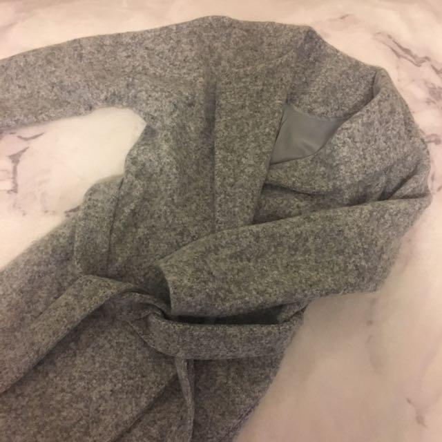 Forever New Tammy Wrap Coat