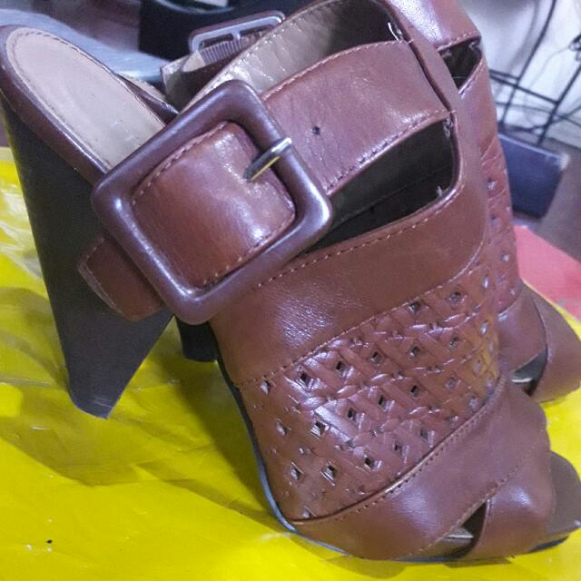 Franco Sarto Wedge Heels