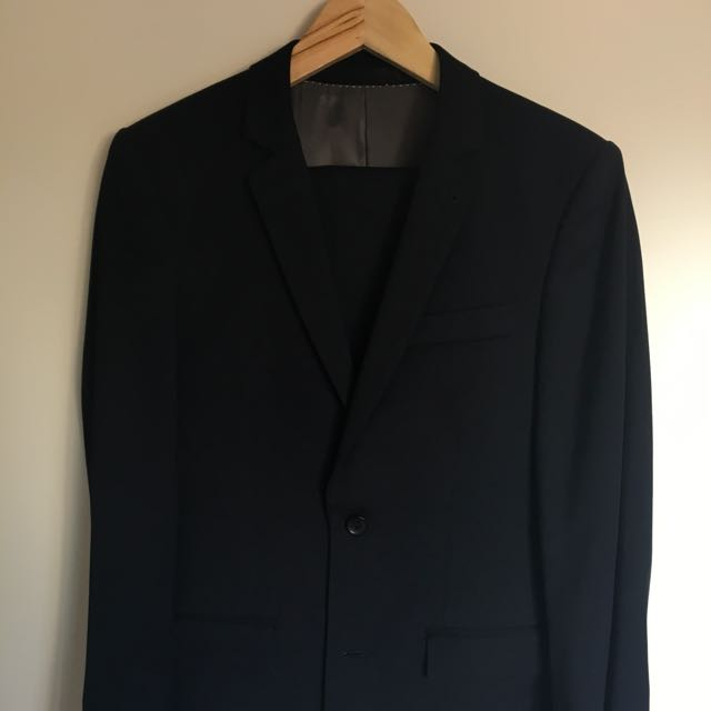 Full Suit Jacket And Suit Pants - Topman