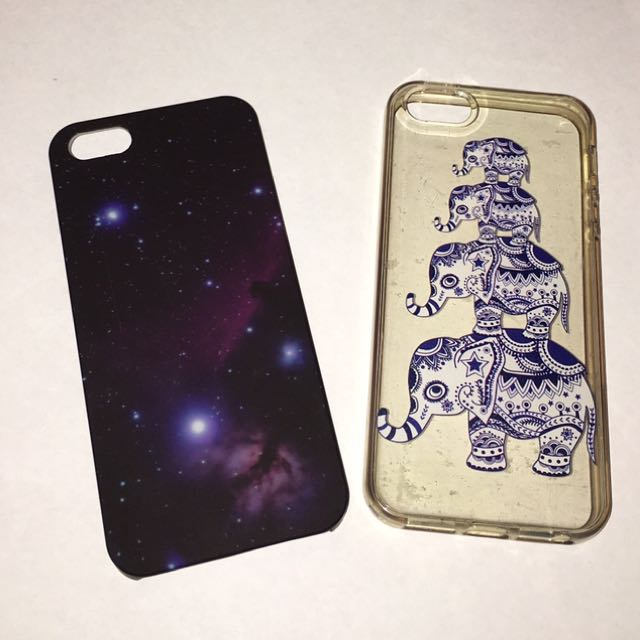 Galaxy And Elephant Cases