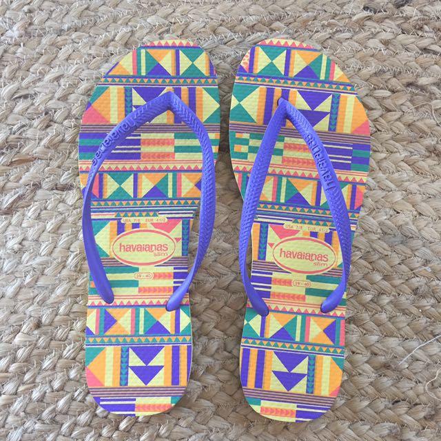Havaianas Size 7/8