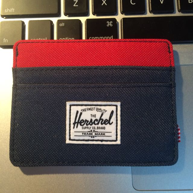 Herschel 5 Pocket Card Holder