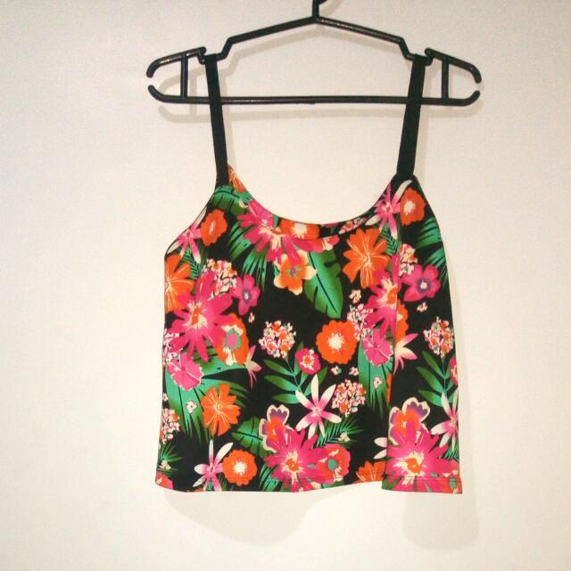 SALE! H&M ● Floral Top