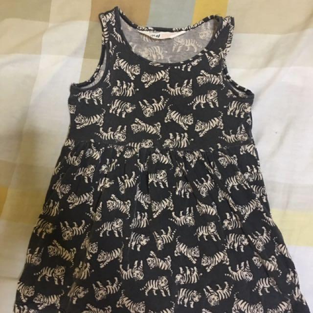 H&M dress 1 1/2 - 2 yrs old