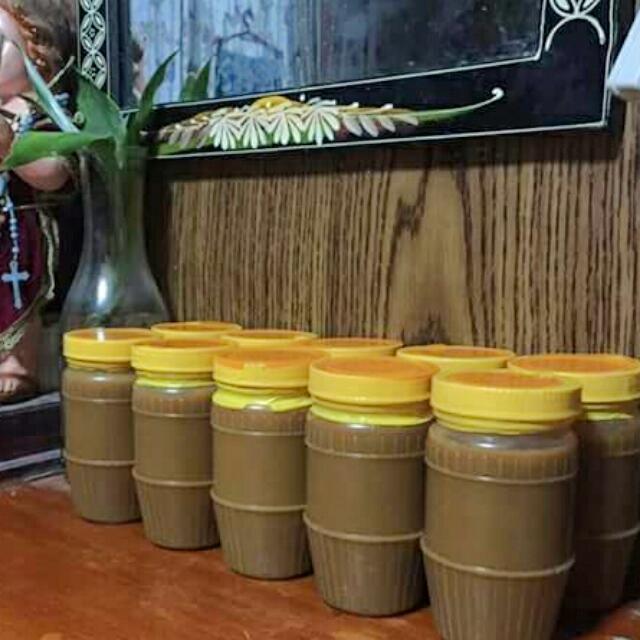 Homemade yema spread :) parang ikaw na sweet :)