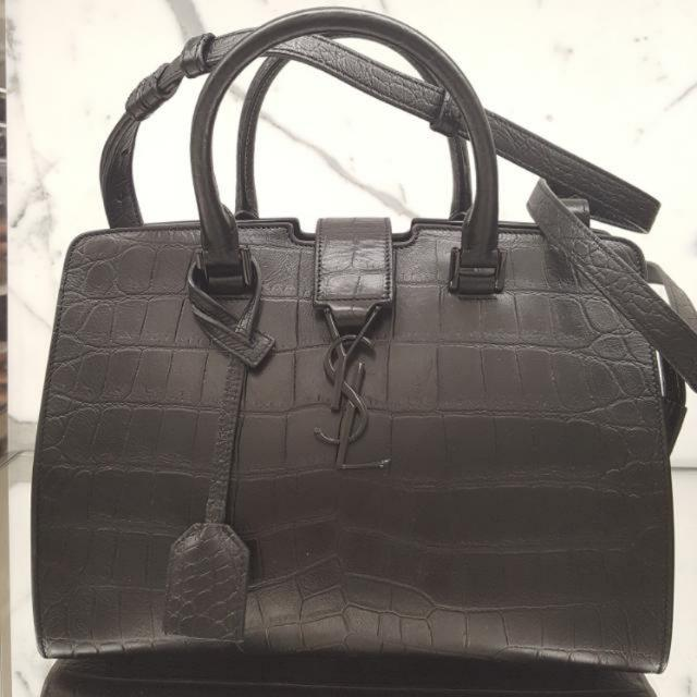 3e7072238b IN-STOCK) New 💯 Authentic YSL Saint Laurent Baby Monogram Cabas In ...