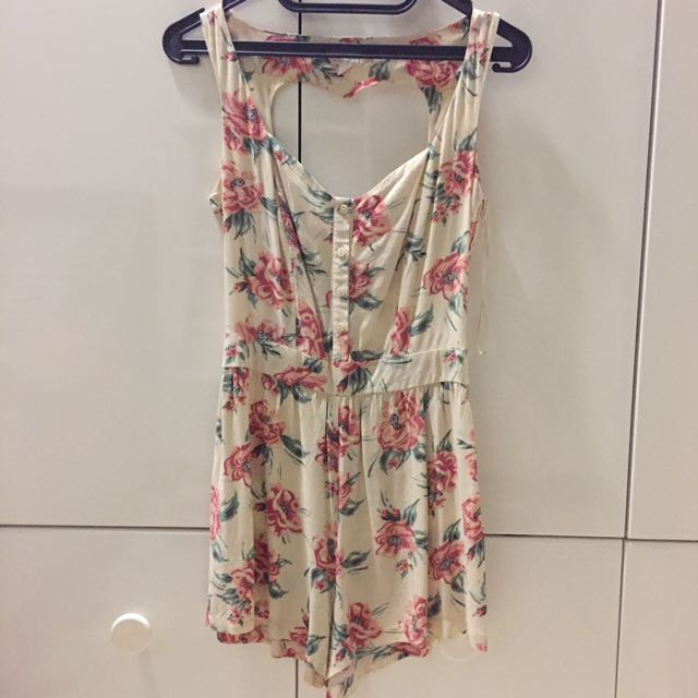 Jay Jays Floral Playsuit