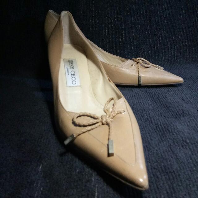 REPRICED Authentic JIMMY CHOO size 36 1/2