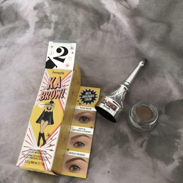 Ka-Brow Eyebrow Creme-Gel
