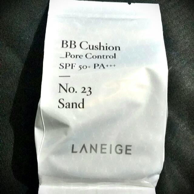 Laneige BB Cushion Pore Control Refill (No. 23 Sand)