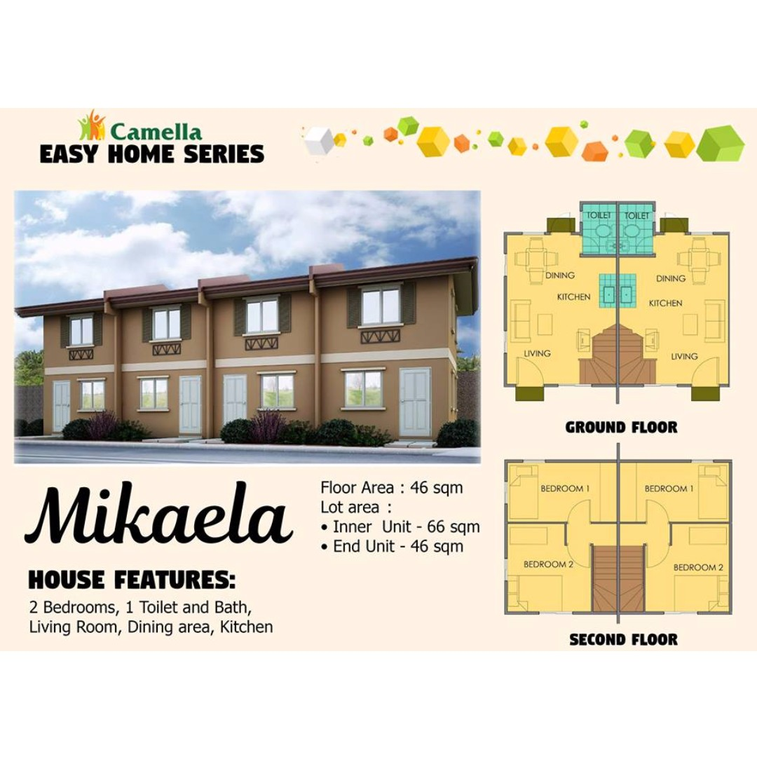 Lessandra Easy Home Series: MIKAELA
