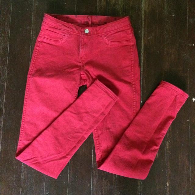 Levis Reversible Jeans