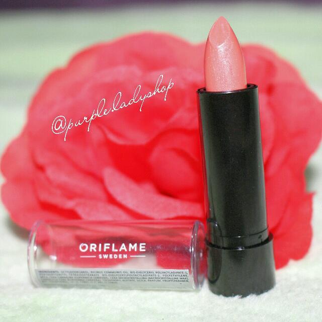 Lipstick Oriflame Coral Rose