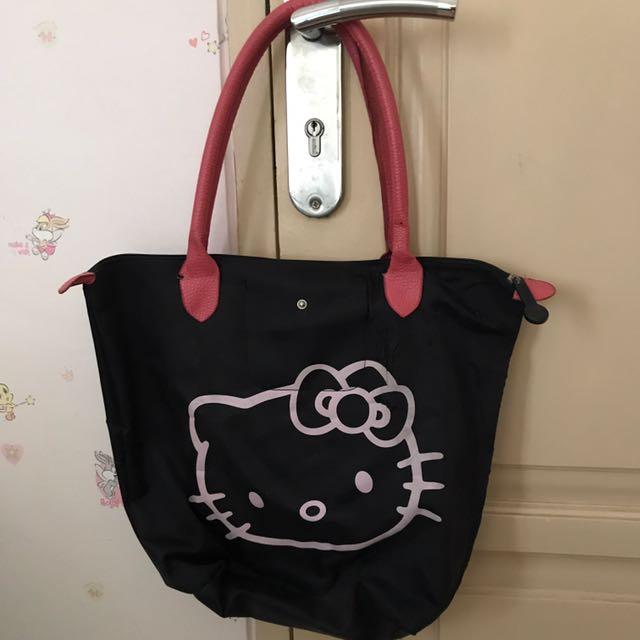 Longchamp Hello Kitty