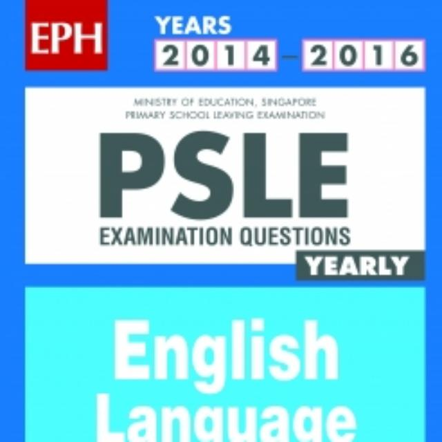 Look For EPH English and math 2014-2016 Answer Sheet, Books ...