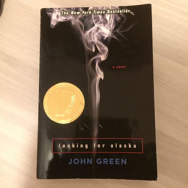 Looking For Alaska John Green Book