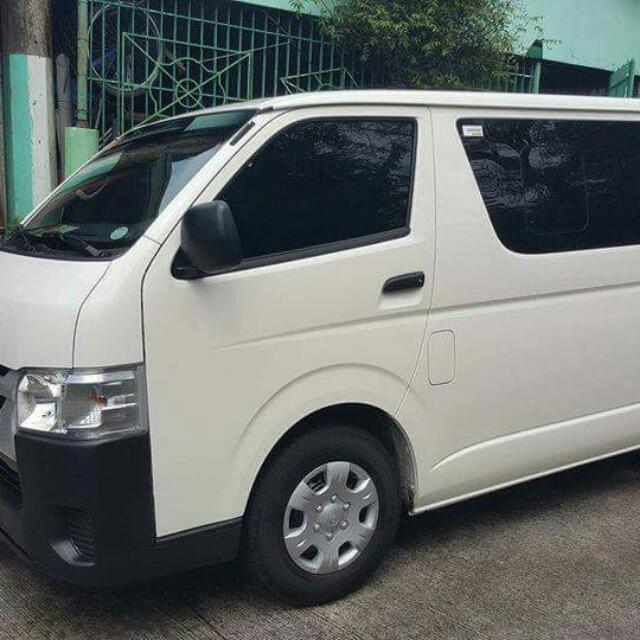 Lowest Rate Van And Car For Rent