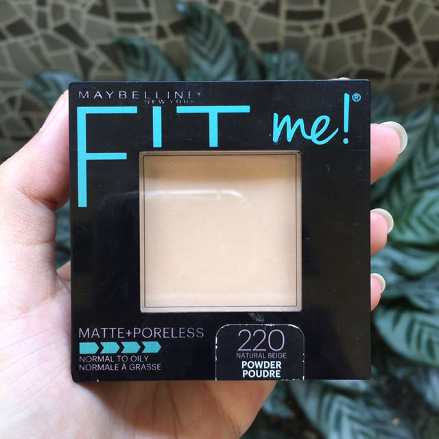 Maybelline Fit Me Compact Powder Matte + Poreless