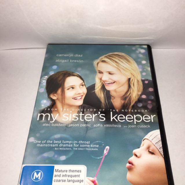 My Sisters Keepers CD